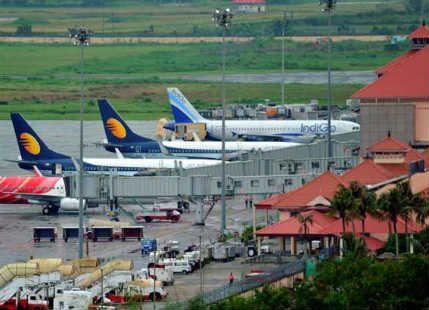Cochin Airport Solar Power
