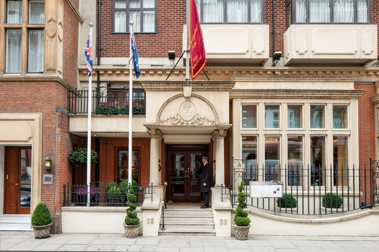 The Capital Hotel - London, United Kingdom - 50 Rooms - Savoir Beds