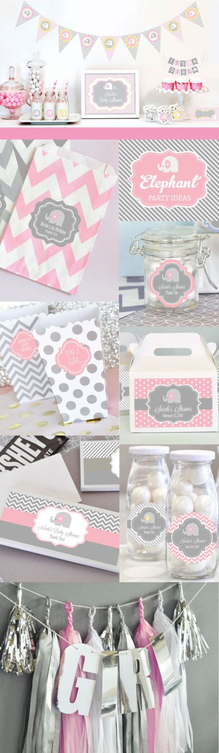 Elephant Themed Party Planning, Ideas U0026 Supplies | Baby Showers U0026 Birthday  Parties | PartyIdeaPros