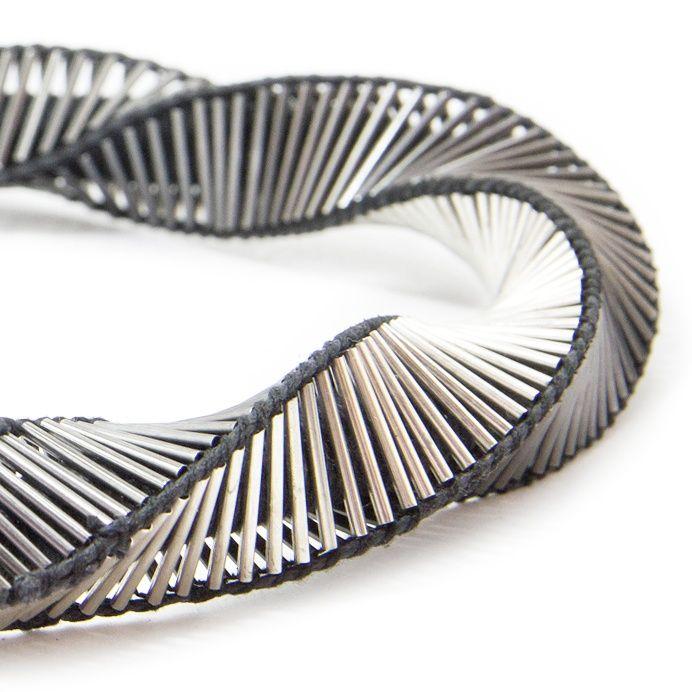 M.C.E Swirl Necklace