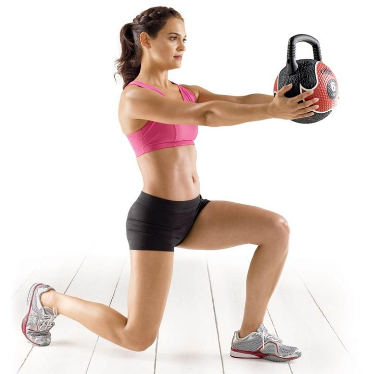 When it comes to a full body workout, Kettlebells are one of