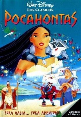 Pocahontas. #cine #disney #peliculas
