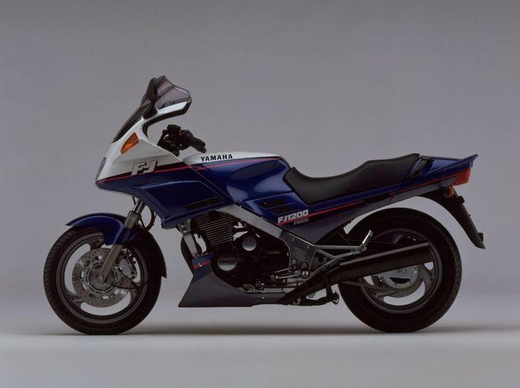 YAMAHA FJ1200A  1991