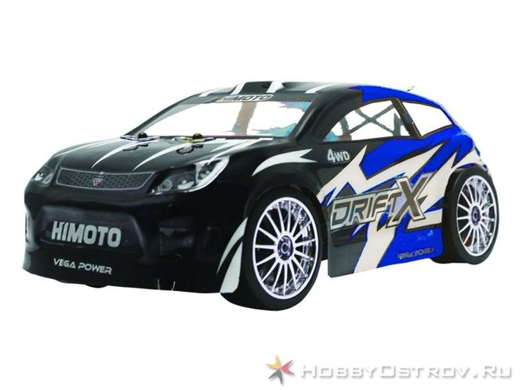 RC rally car Himoto Drift X 2.4GHz Himoto E18DT - Mini & Micro 1:16 / 1:18 - Hobby Ostrov - online shop of rc-models