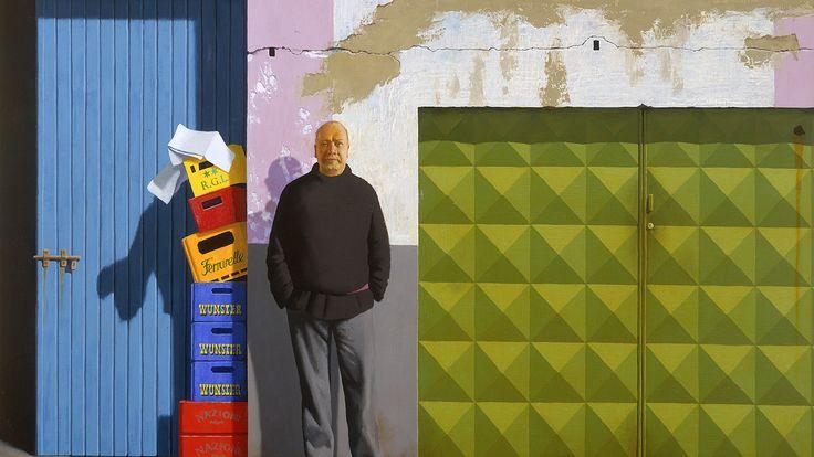 Master of Stillness: Jeffrey Smart Paintings 1940-2011.