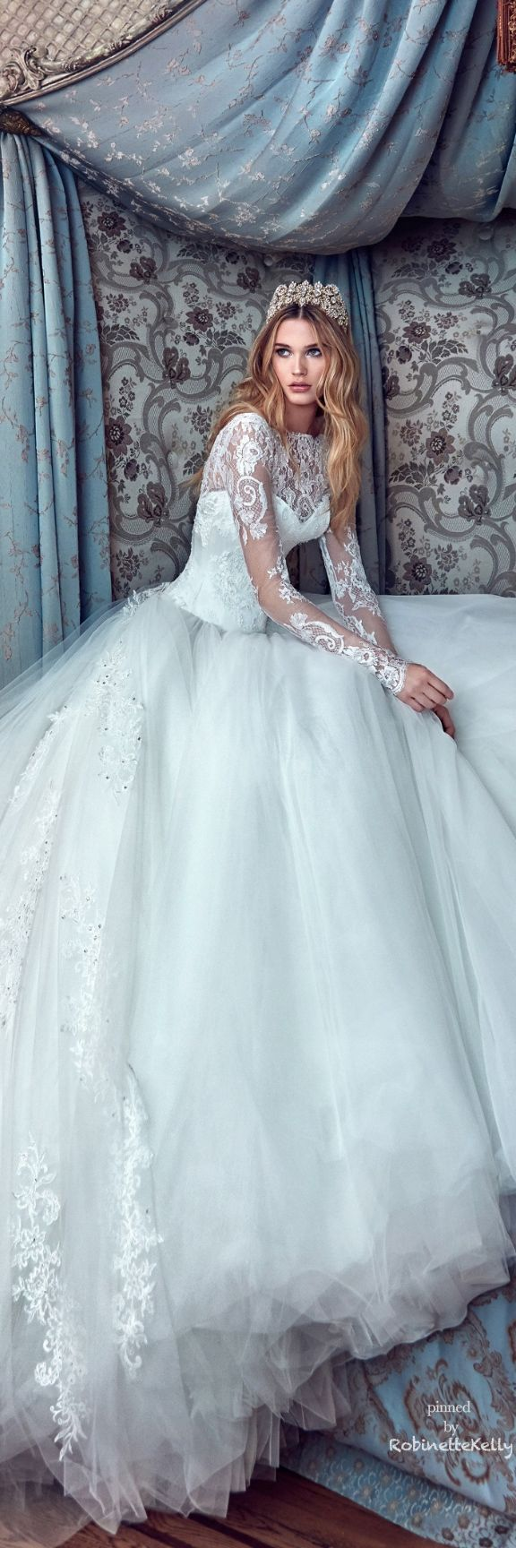 Bridal | Galia Lahav Spring, Summer 'Le Secret Royal' Wedding Collection