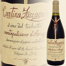 Very good Italian Red wine.