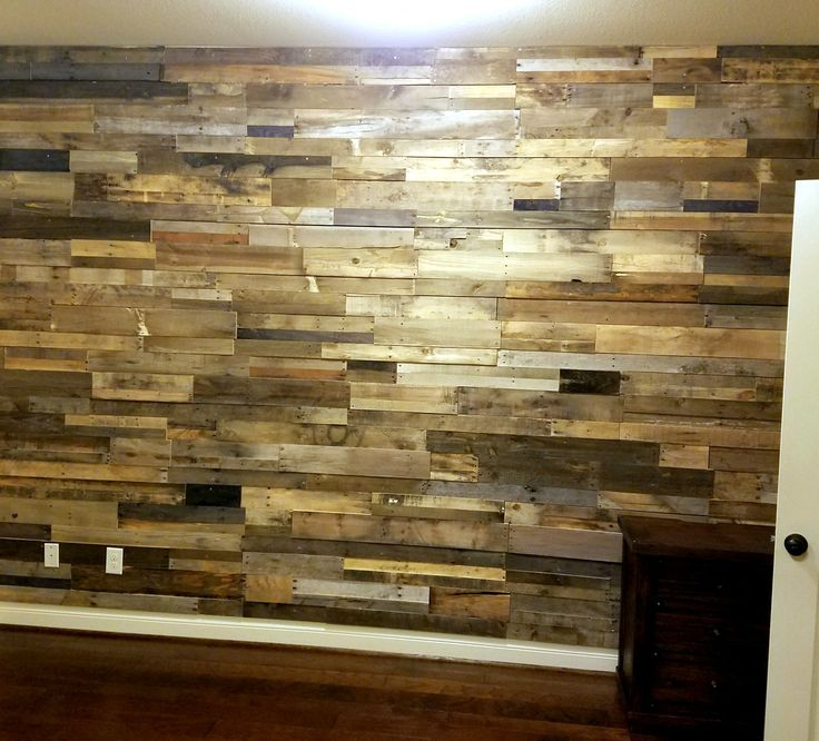 324 Best Reclaimed Wood Walls Images On Pinterest