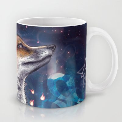 There is a Light Mug by Mat Miller - $15.00