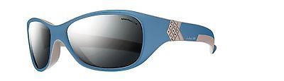 Sunglasses 131411: Julbo Kid S Solan Sunglasses Blue Grey Spectron 3+ -> BUY IT NOW ONLY: $31.22 on eBay!