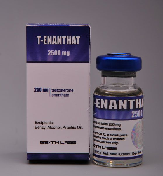 This T-ENANTHAT 250mg is produced from #Testosterone Enanthate, by the GE-TM labs. Testosterone steroid is the king for muscle building. #Testosterone enanthate is a derivative of testosterone. This steroid increases our strengths, size and weights. It has huge #anabolic and androgenic effects. This drug is suitable for every cycle. In #USA, you can find this at Euro Anabolex store. Browse the image.