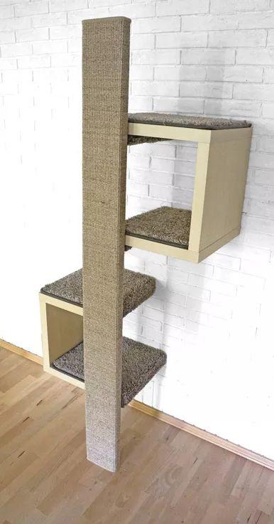 best 25 cat playhouse ideas on pinterest cat house diy cardboard cat house and cardboard box. Black Bedroom Furniture Sets. Home Design Ideas