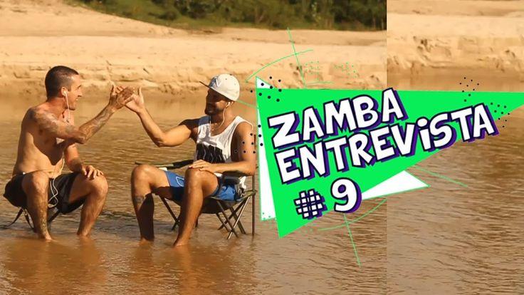 Patins Street - Zamba entrevista André Matos Dedé