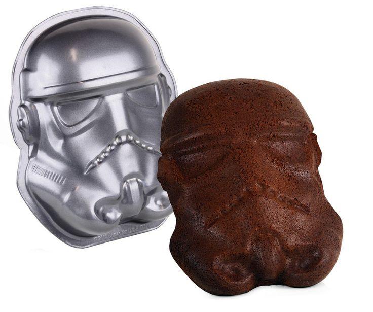 Stormtrooper Bakform, Star Wars-kakform för snygga kakor!