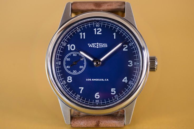 Hands-On: The Weiss 38mm Automatic Issue Field Watch