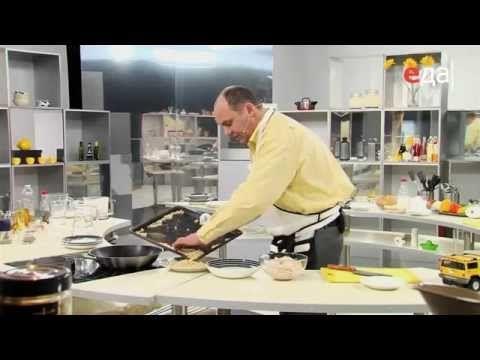 Самые нежные пожарские котлеты рецепт от шеф-повара / Илья Лазерсон / русская кухня - YouTube