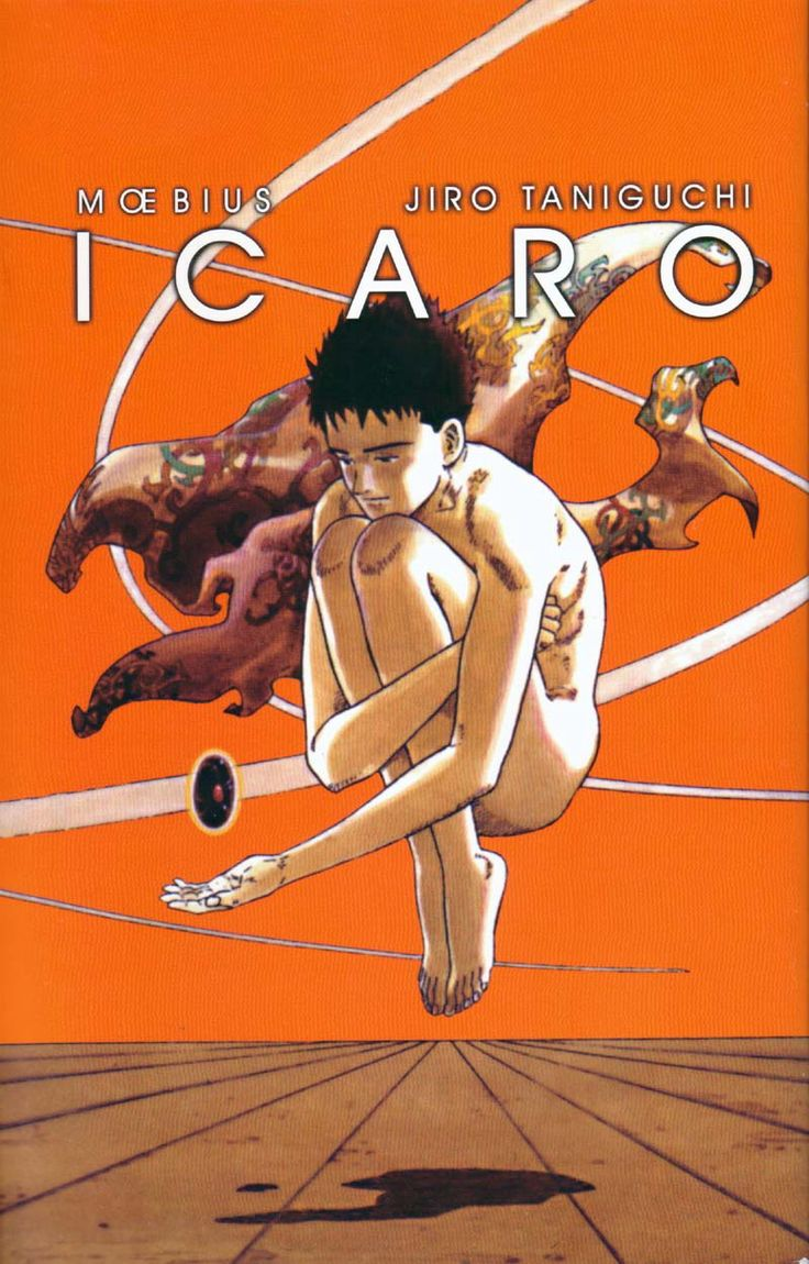 Icaro, pt. 5 Written by Moebius, illustrated by Jiro...
