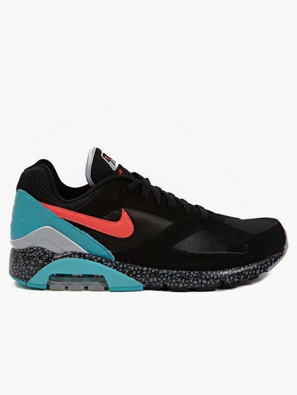 Nike Mouvement Air Max Chaussures Pour Hommes Noir 2002 Yamaha