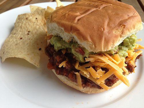 Tex Mex Sloppy Joes | mmm dinner ideas | Pinterest