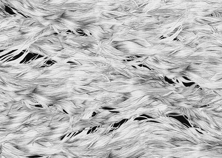 """Tuuliturkki/Windy fur"" (detail), Vimma Kids, 2014"