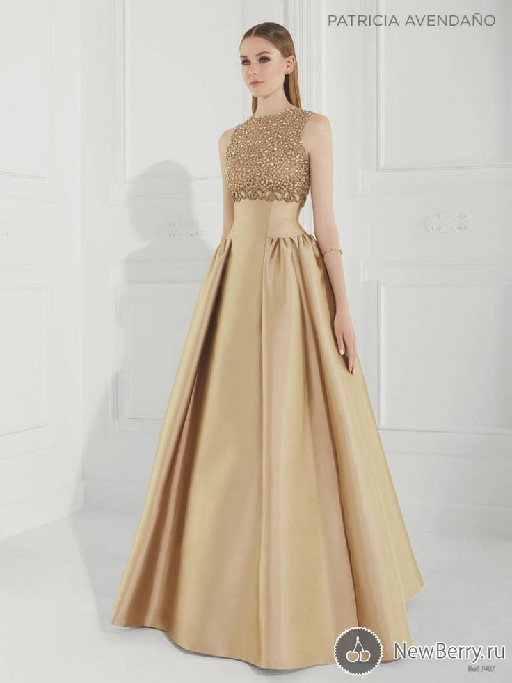 Patricia Avendaño 2016   – Dreaming of Evening Dresses