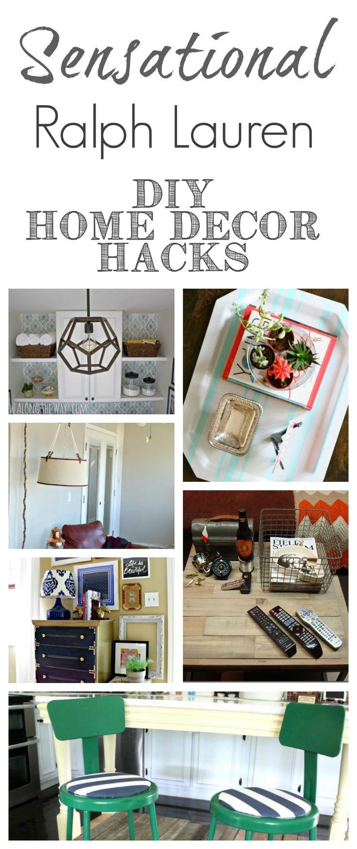 Ralph+Lauren+Inspired+DIY+Home+Decor+Hacks