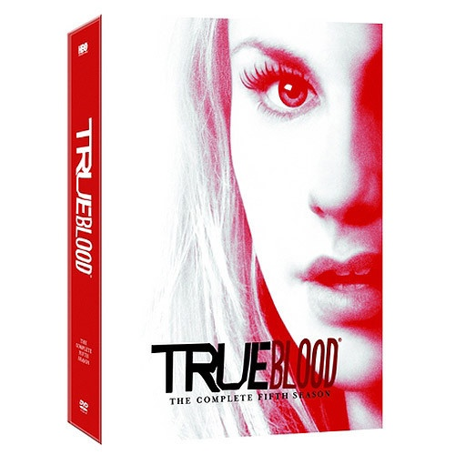 'True Blood: The Complete Fifth Season' arrives on DVD and Blu-ray on Tuesday, May 21, 2013. Cast: Anna Paquin, Stephen Moyer, Sam Trammell, Ryan Kwanten, Rutina Wesley, Carrie Preston
