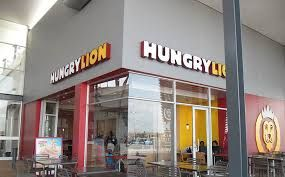 Hungry Lion resturant