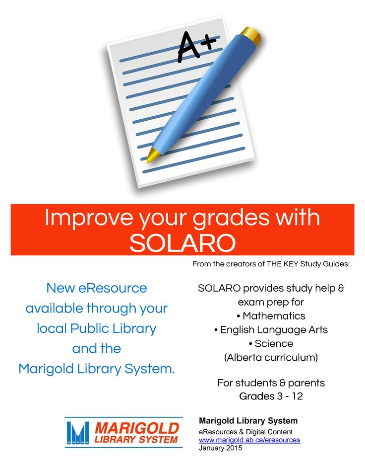 New eResource for Marigold Member Libraries - available January 22, 2015