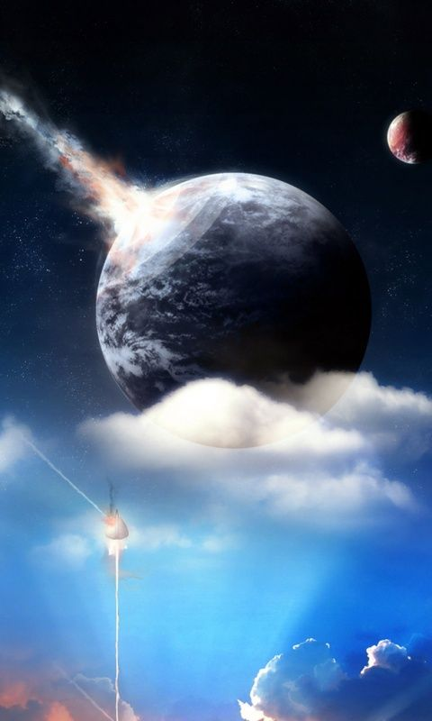 Download end of the world 480 X 800 Wallpapers | mobile9