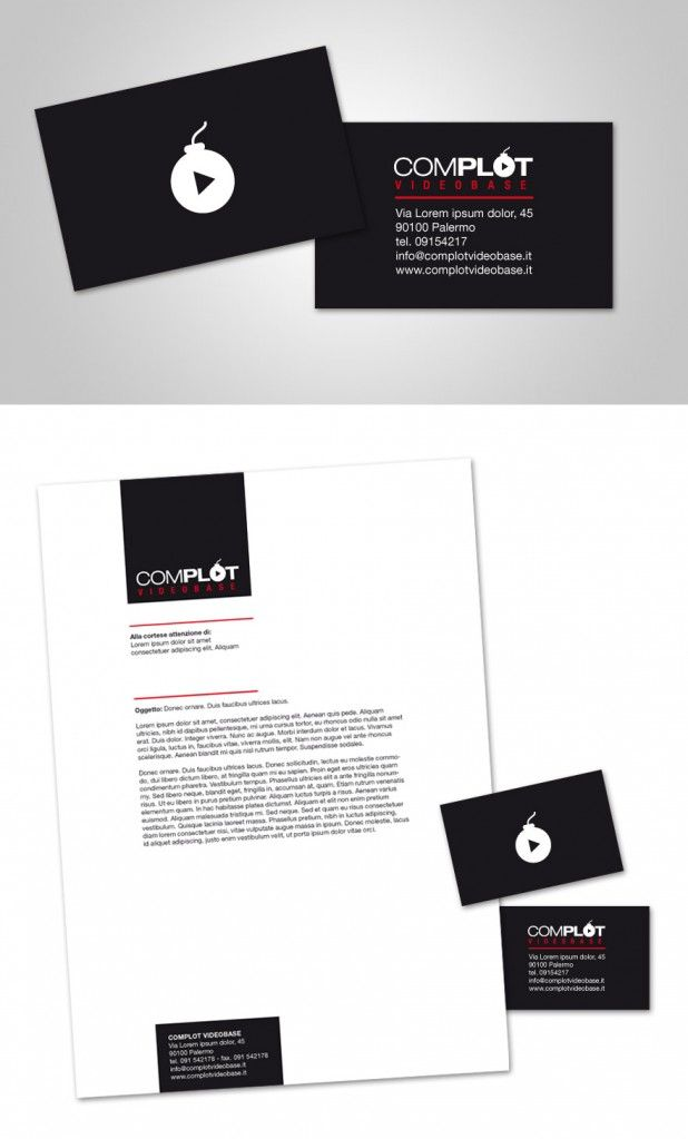 Complot #brand #branding