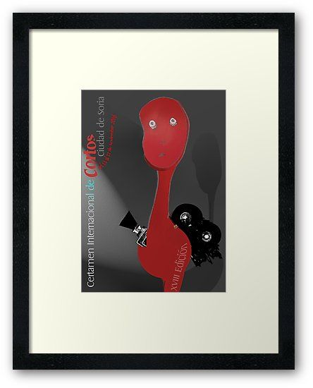 Buy 'Movie DreamerShort Film Poster' by VanyssaGraphics as a Contrast Tank, Graphic T-Shirt Dress, iPhone Case/Skin, Case/Skin for Samsung Galaxy, Poster, Duvet Cover, Mug, Travel Mug, Art Print, Canvas Print, Framed Print, Art Board, Phot...