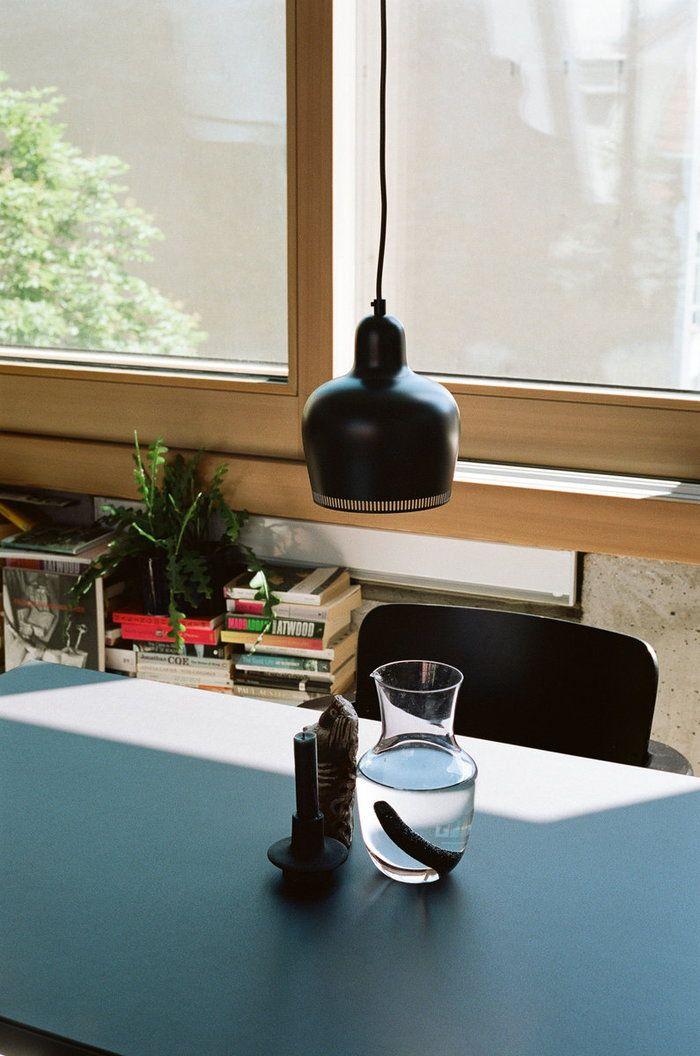 Artek S Aalto Golden Bell Ceiling Lamp A330s Black Lamp Ceiling Lamp Artek