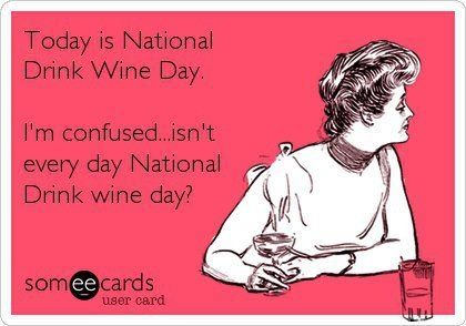 National ... Wine Day ?