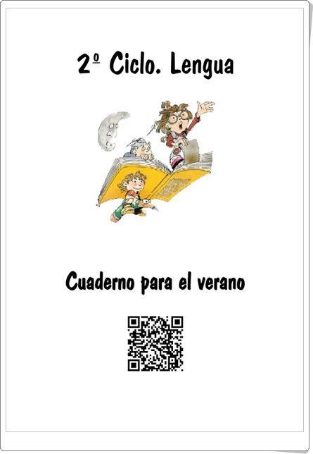 Cuaderno de Verano de Lengua Española de 4º de Primaria (Colegio José Calderón, Málaga)