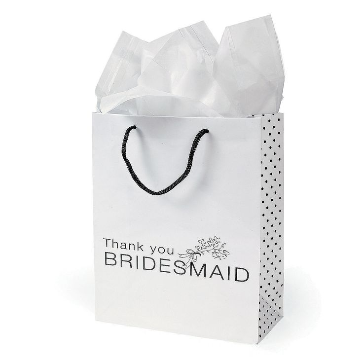 Best 25+ Bridesmaid gift bags ideas on Pinterest | Thoughtful ...