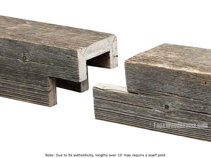 Les 10 meilleures id es de la cat gorie fausse poutre sur for Old world traditions faux beams