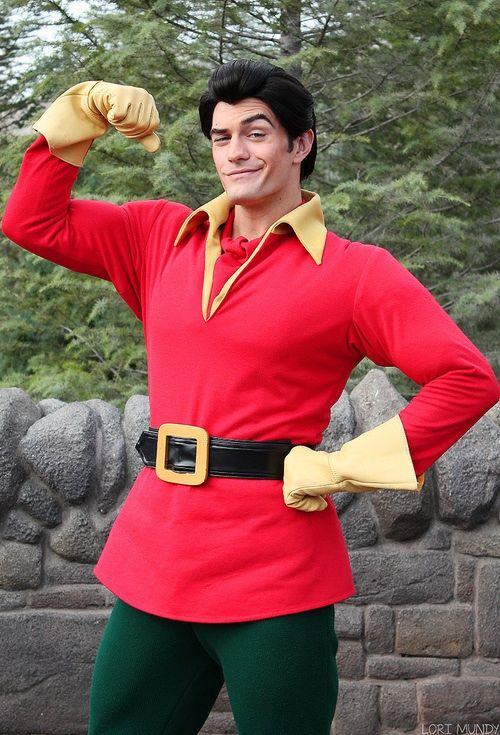 gaston costume - Google Search