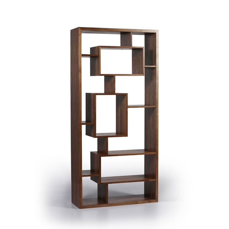 cool abstract bookshelf creating furniture pinterest