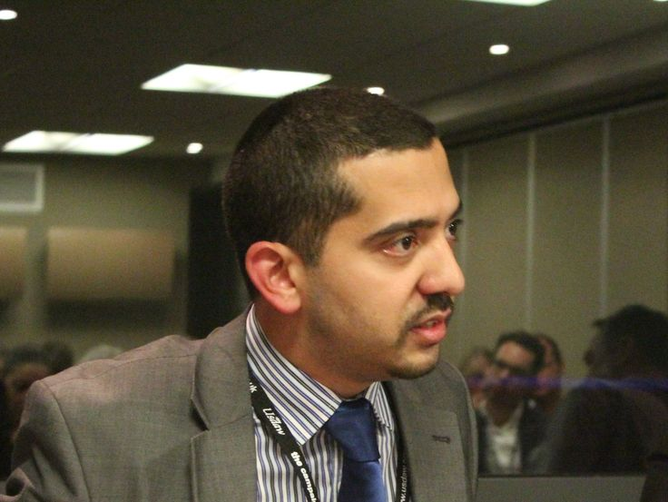 Mehdi Hasan's Awesome Reply in a Debate - YouTube