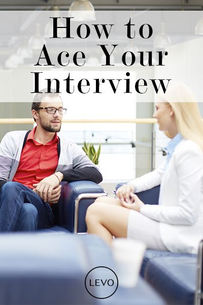 """Levo's advice on acing the interview includes a special tip for women based on some new research and advice from Sheryl Sandberg: """"Men attribute their success to innate qualities and skills. Women attribute their success to luck and help from others."""" While it's nice to show you have the ability to work with others, make it very clear to your potential employer that you are the reason for your own academic and/or career success."""" Read more..."""