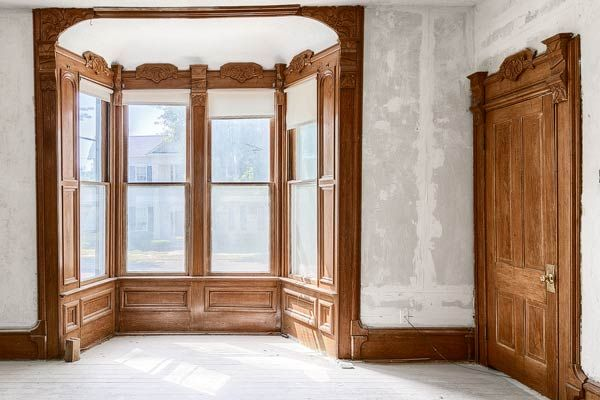Photo: Wesley Percy   thisoldhouse.com   from Save This Old House: Missouri Folk Victorian