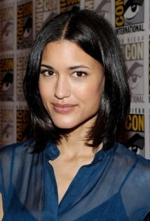 Julia Jones as Mercy Thompson. Yes. She's gorgeous but at the same time would be able to pull off the dirty mechanic look.