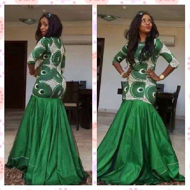21 Best Images About Ankara Long Dress On Pinterest Nigerian Weddings African Fashion Style