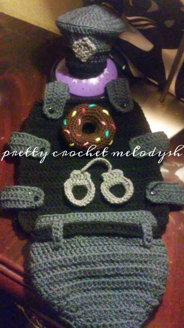 Police set to crochet