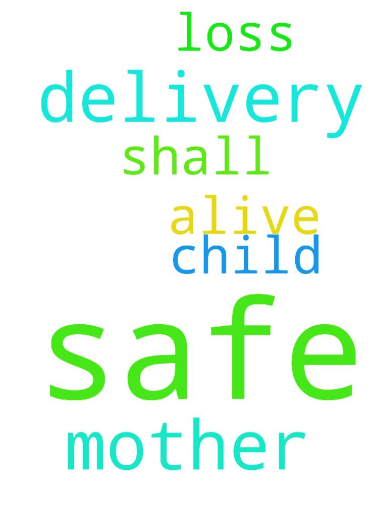 prayer for safe delivery, mother and - prayer for safe delivery, mother and child alive, there shall be no loss.  Posted at: https://prayerrequest.com/t/Ter #pray #prayer #request #prayerrequest