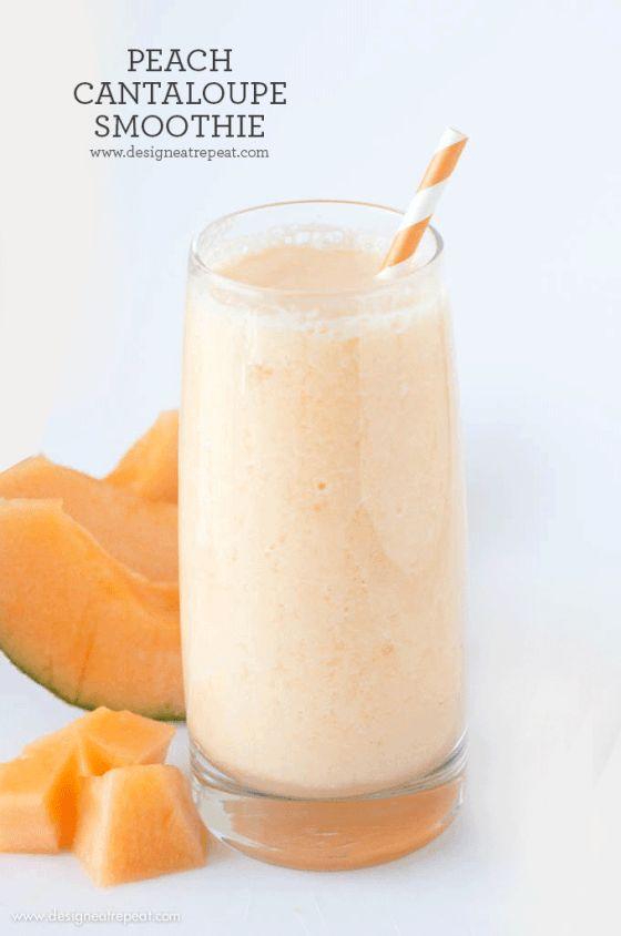 + ideas about Cantaloupe Smoothie on Pinterest | Smoothies, Smoothie ...