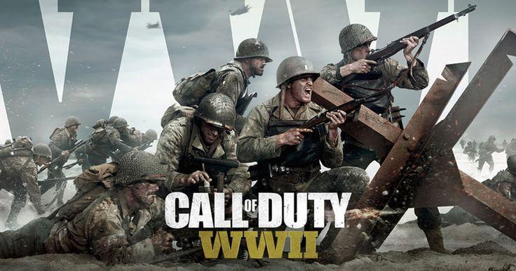Activision опубликовала синематик-трейлер одничной кампании Call of Duty: WWII, нового шутера от студии Sledgehammer Games.