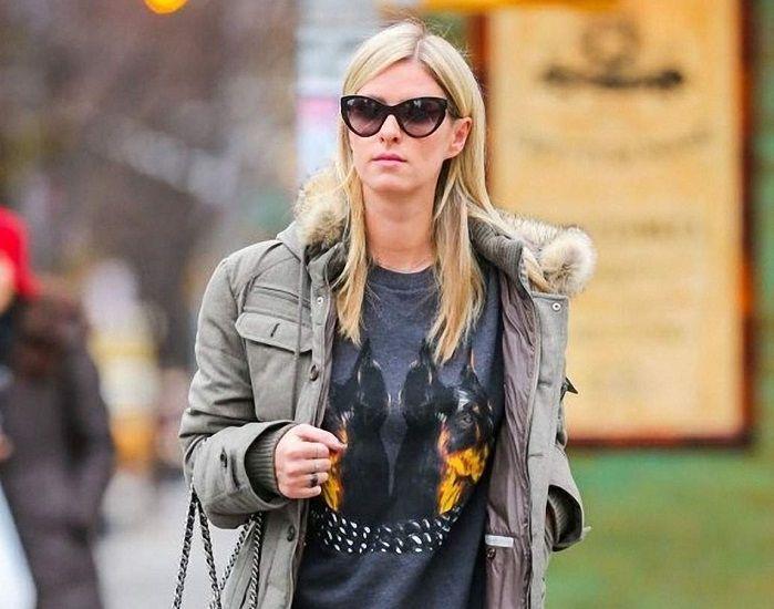 Оденься, как звезда: парка Ники Хилтон-Ротшильд#НикиХилтон #НикиХилтонРотшильд #образ #мода #стиль #звезднаямода #звездныйстиль