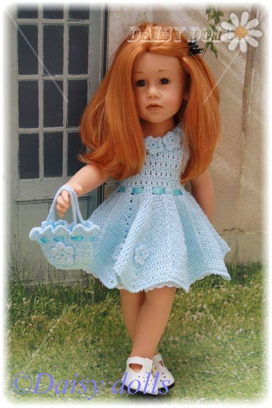 "Swish and Swirl® blog » Crochet dress ""Cool Breeze"""